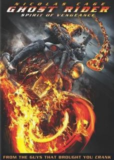 Ghost Rider Spirit of Vengeance (DVD, 2012, Includes Digital Copy