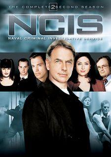 NCIS   The Complete Second Season DVD, Multi Disc Set
