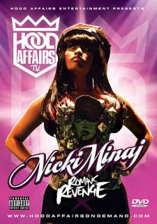 Nicki Minaj Romans Revenge DVD, 2011