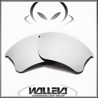 Titanium Replacement Lenses For Oakley Flak Jacket XLJ Sunglasses