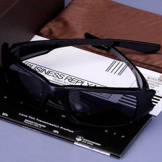 Authentic OAKLEY FIVES SQUARED Polish Black Sunglasses 03 440