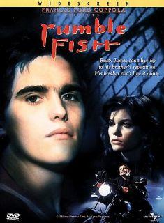 Rumble Fish DVD, 1998, Subtitled Spanish