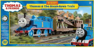 electric thomas train set in Model Railroads & Trains