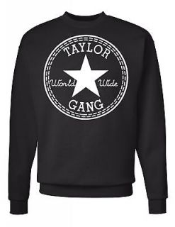 Taylor Gang All Star Wiz Khalifa ymcmb T Shirt mmg crew neck