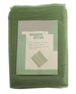 type polypropylene mosquito netting 20 yards x 60
