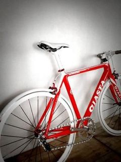 New Ciasta Minutos Carbon Single Speed road bike, un fixed gear