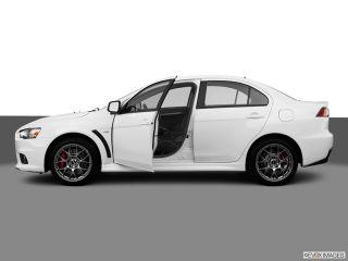 Mitsubishi Lancer 2011 Evolution GSR