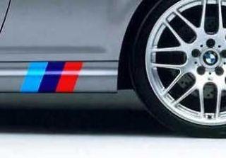SIDESKIRTS BMW MOTORSPORTS Decal Sticker E92 E36 E46 M M5 M6 E36 E39