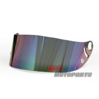 Iridium Visor Shield Helmet For Shark RSR 2 RSR2 RS2 RSX VZ32 carbon