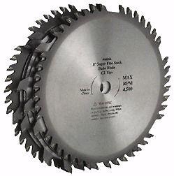 dado blade stack 42 count c2 tungsten carbide tips