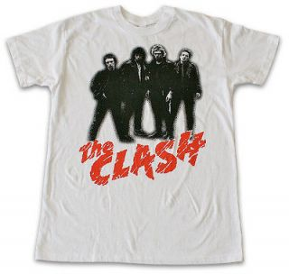 The Clash london calling punk rock joe strummer sandinista ramones T