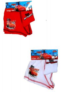 Boys Disney Pixar Cars Boxer Shorts and Socks Gift Set BNWT Size 2/3 4