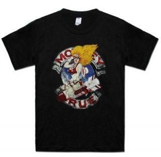 motley crue tour shirt in Clothing,