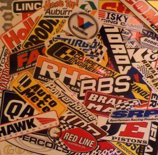 45 racing decal sticker grab bag huge monster new time