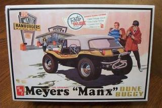 AMT MEYERS MANX DUNE BUGGY 1/25 SCALE MODEL KIT