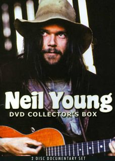 Neil Young DVD Collectors Box DVD, 2012, 2 Disc Set