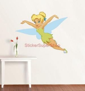Disney Decal Removable WALL STICKER Home Decor Peter Pan 83x65