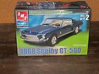 AMT MODEL KIT 31766 1968 FORD MUSTANG SHELBY GT 500 NEW IN BOX