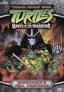 Teenage Mutant Ninja Turtles   Season 3   Vol. 1 Alien Invasion DVD