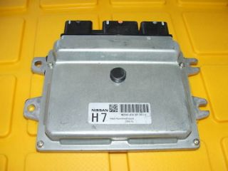 07 2007 nissan sentra engine computer ecm mec90 870 h7