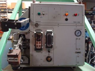 used nelson so nsa 606 s 1a stud welder feeder