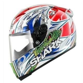 shark race r pro troy corser replica motorcycle helmet more