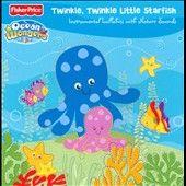 Ocean Wonders Twinkle, Twinkle Little Starfish CD, Fisher Price