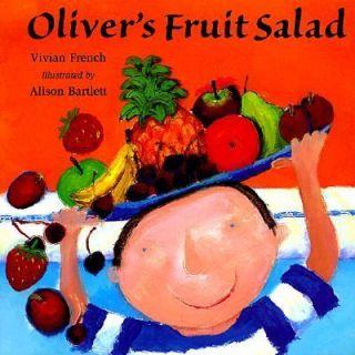 Olivers Fruit Salad by Vivien French 1998, Paperback