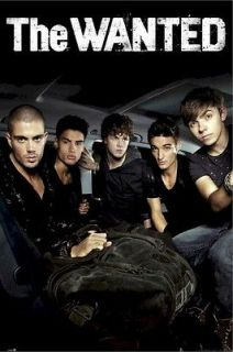 ~ LIMOUSINE GROUP POSTER Music Max George Siva Jay Tom Nathan Sykes