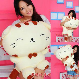 SOFT stuffed animal lucky cat hello kitty plush doll toy 3 sizes