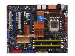 ASUSTeK COMPUTER P5N72 T Premium AiLifestyle Series LGA 775 Intel