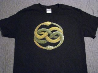 story AURYN logo t shirt movie all ages orin classic atreyu 80s