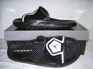 7185d4879d304 ... NIKE JORDAN CAMP SLIDE 3 sandal flip flop slide men size 9 black .