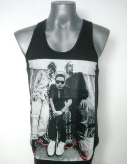 beastie boys retro hip hop rap tank top t shirt size s m l