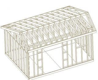 plans to build a shed from scratch