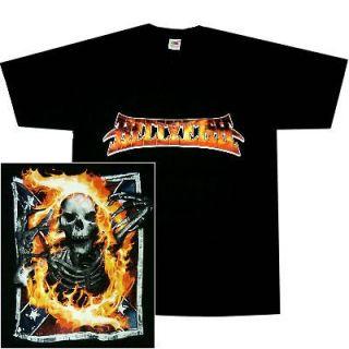 HELLYEAH Heat Official SHIRT M L XL XXL Heavy Metal Hell Yeah T SHIRT