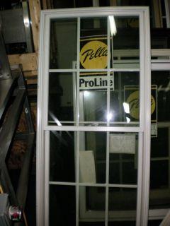Pella Proline Energy Star 29x65 Aluminum Window Replacement Additional