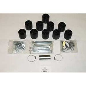 Newly listed PERFORMANCE ACCESSORIES 2 BODY LIFT KIT CHEVY S10 BLAZER