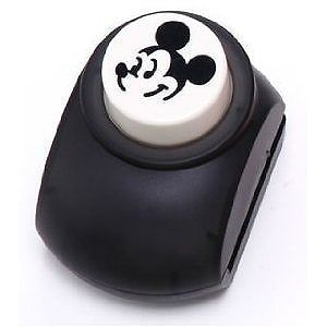 Mickey Mouse face Art Punch Craft Paper Official Disney Japan New