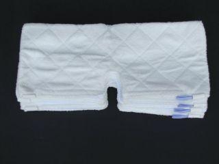 XL Replacement Pads for Shark Steam Pocket Mop S3501/3601/3550