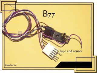 Revox B77 B 77 end of tape sensor Reel to Reel Tape Recorder NEW