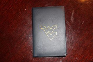 new wvu west virginia pocket name telephone number book time