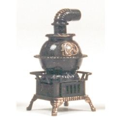 pot belly stove die cast metal pencil sharpener time left