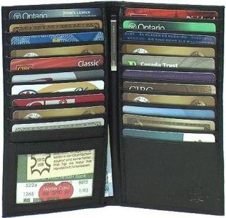 Mens Genuine Leather Coat/Breast Wallet Black, Brown, Tan #4506