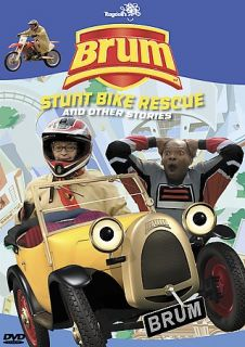 Brum   Stunt Bike Rescue and Other Stories DVD, 2004
