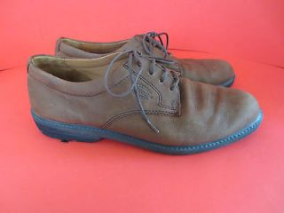 ecco city walker mens leather tie oxford shoe sz 11 46
