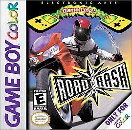 Road Rash Nintendo Game Boy, 1996