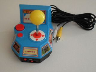 Namco Ms Pac Man Plug N Play TV Video Game Joystick System Mappy