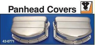 0771 HARLEY DAVIDSON PANHEAD VALVE COVER ROCKER BOX TOP ENGINE COVERS