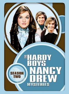 The Hardy Boys Nancy Drew Mysteries Season Two DVD, 2007, 5 Disc Set